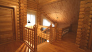 Этап 9: Внутренняя отделка деревянного дома