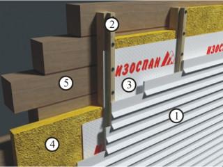 Как правильно утеплить дом из бруса снаружи