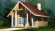 Проекты каркасно-щитовых домов до 100м2