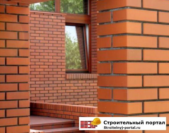 Применение кирпича в строительстве домов