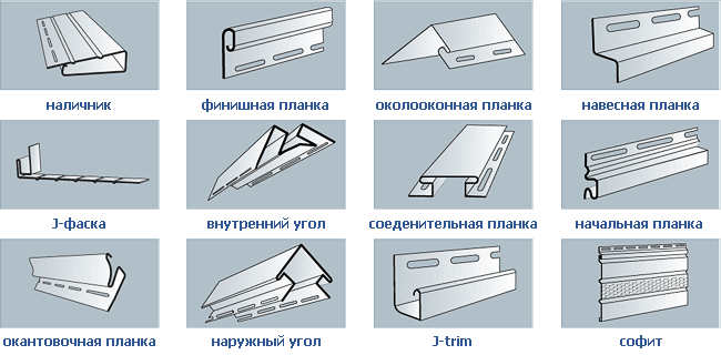 Инструменты для обшивки сайдингом деревянного дома