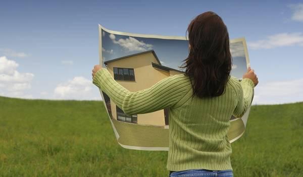 Этапы строительства частного дома своими руками, выбор участка