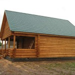 Дома из сруба — основные принципы строительства