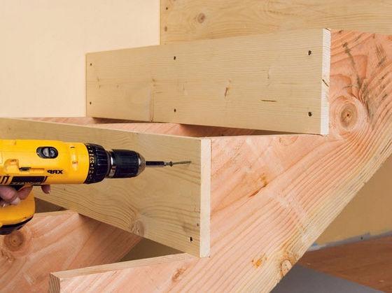 деревянная лестница своими руками видео пошаговая инструкция
