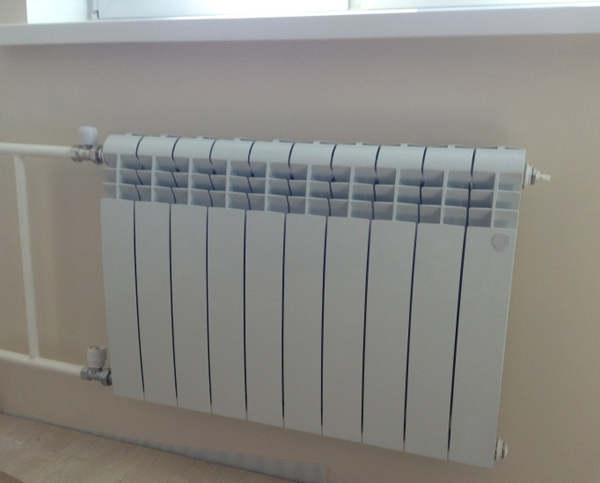Биметаллические батареи, радиаторы для отопления