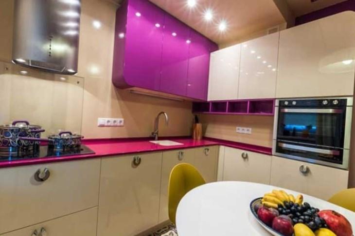 Дизайн кухни-острова 9 кв метров фото
