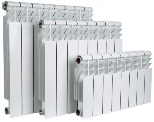Алюминиевые радиаторы для квартиры