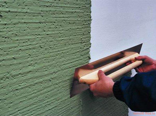 Выравнивающие смеси для стен