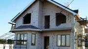 Строительство дома из газобетона своими руками фотоотчет