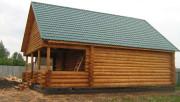 Дома из сруба - основные принципы строительства