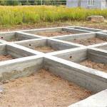 Этап 3: Виды фундамента для частного дома