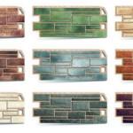 Отделка фасадов частных домов фасадными панелями