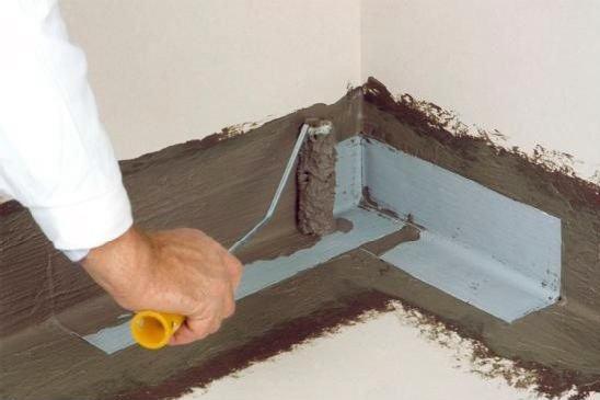 Гидроизоляция пола под плитку в ванной