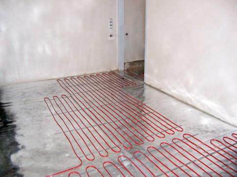 Электрический теплый пол кабель